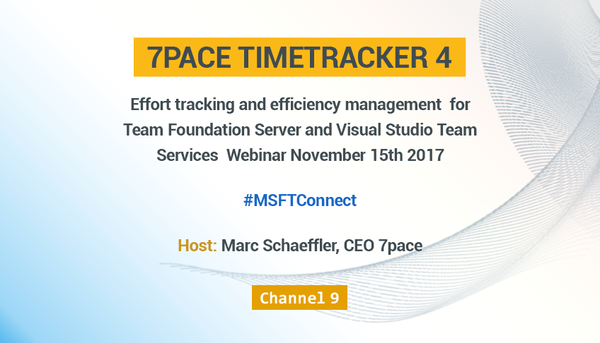 Microsoft Channel 9: Efficiency Management with Timetracker