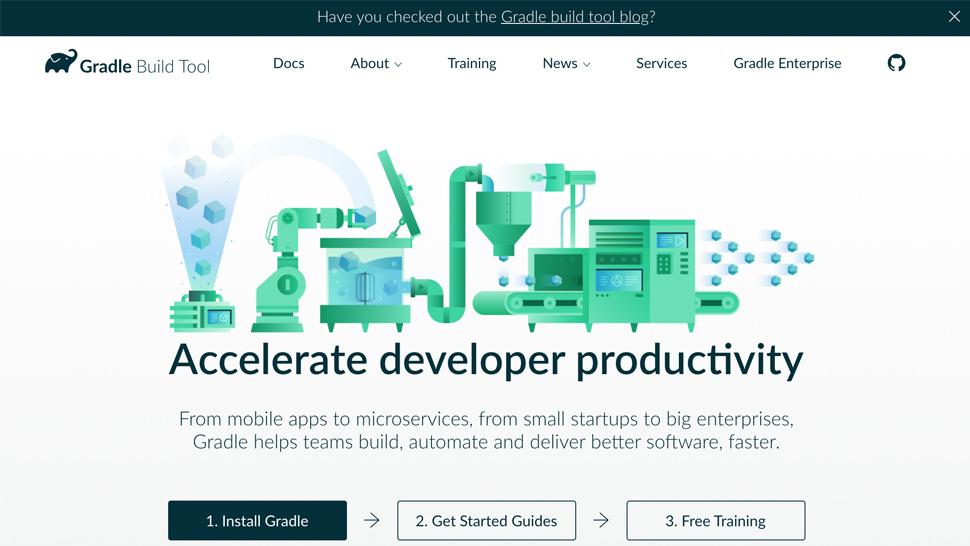 gradle build tool