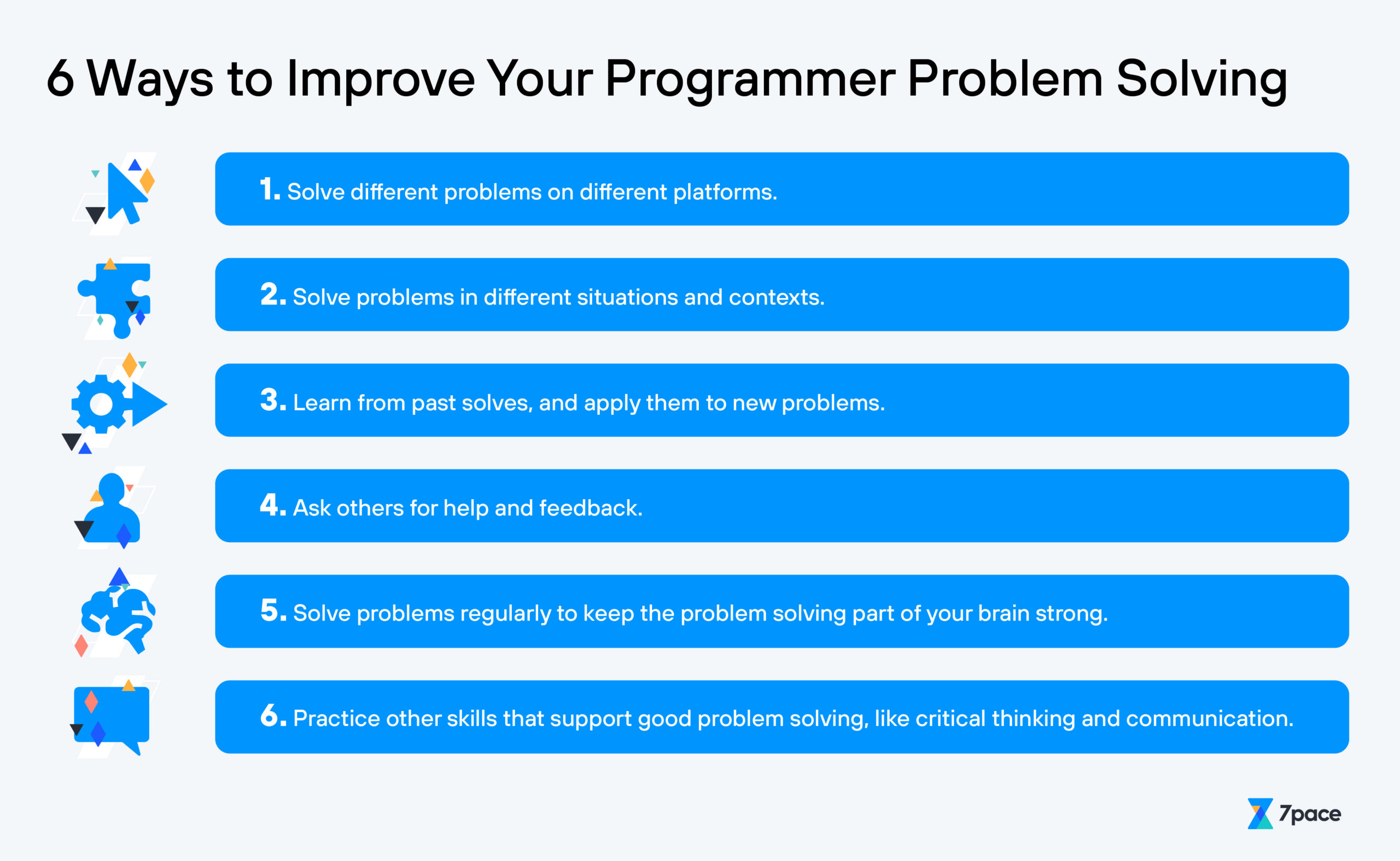 6 Ways to Get Better at Problem Solving